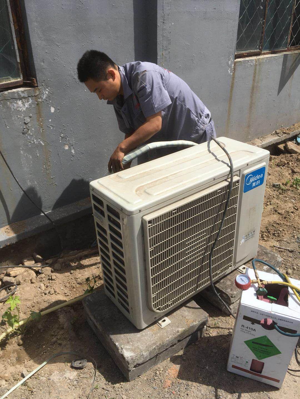 大兴榆垡空调维修 移机 加氟 清洗 收售新旧空调