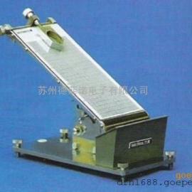 胶带胶纸初粘性试验机