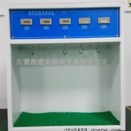 胶带胶纸初粘性持粘性试验机