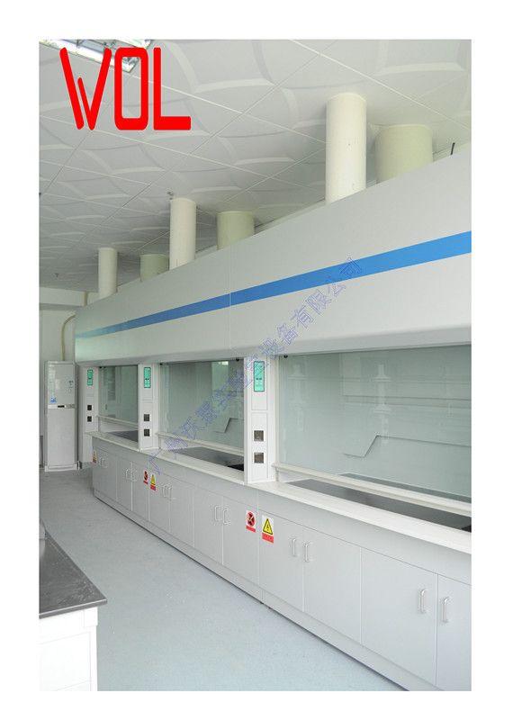 WOL 厂家承接实验室通风系统设计与装修