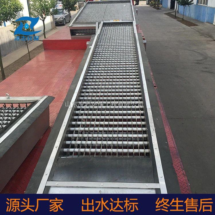 除污机固液分离器 回转式粗格栅细格栅 除污机 机械格栅