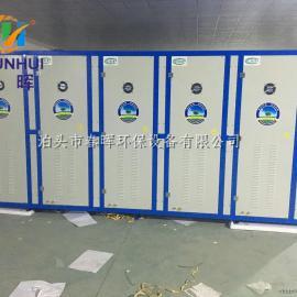 天津市8000风量塑料厂光氧催化设备价格-光氧净化器@质保终身