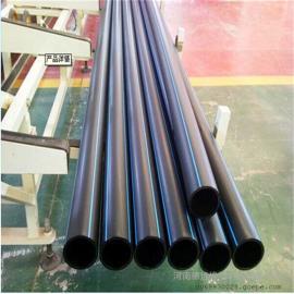 孟州国标PE给水管 给水管厂家型号