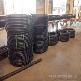 中州给水PE管材厂家 给排水灌输管百货