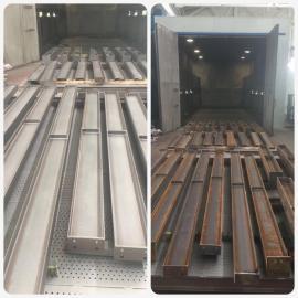 湖北喷砂除锈防腐工程加工厂 武汉钢材喷砂除锈加服务公司