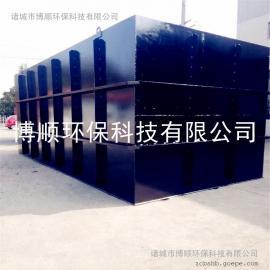 地埋式污水处理厂家直销 医院废水处理设备 达标排放 价格低廉