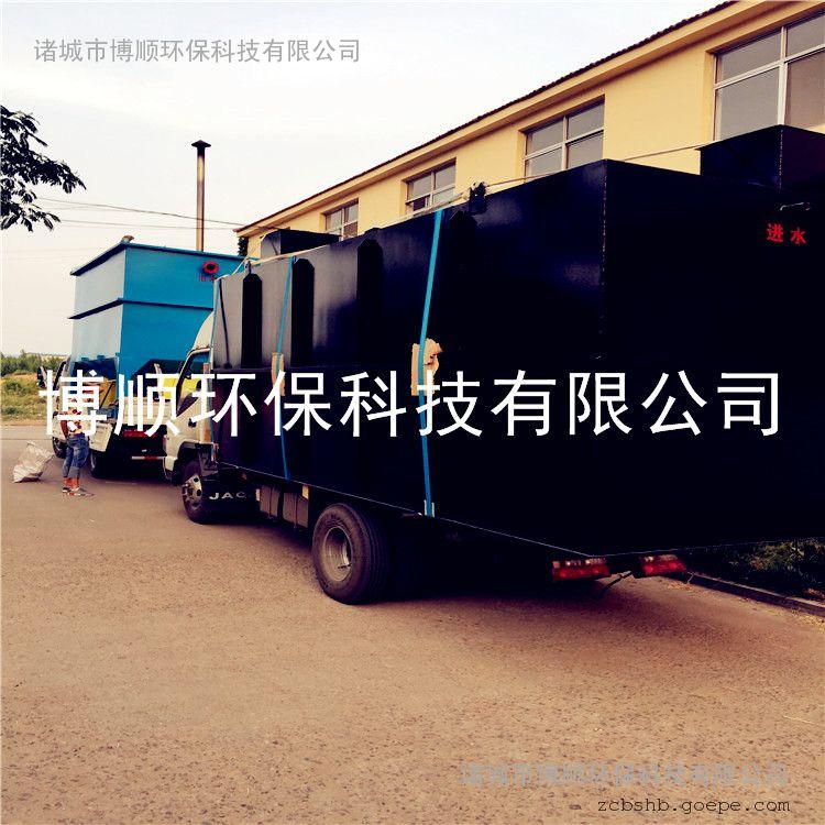 地埋式一体化污水处理装置 景区旅游污水处理设备 价格低廉