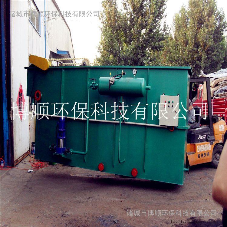 污水处理设备厂家规格
