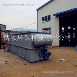 平流式溶气气浮机-气浮机的作用-小型气浮设备多少钱-气浮机厂家