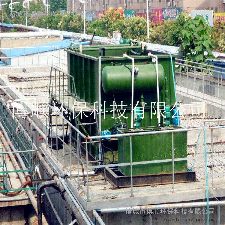 污水处理环保企业 一体化设备厂家 印染污水处理 气浮机