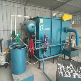 小型溶气气浮机豆制品污水处理设备可回用污水处理达标排放