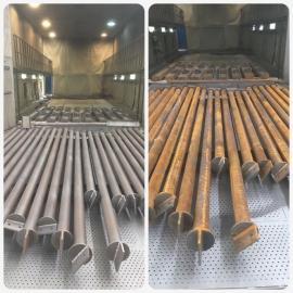 湖北喷砂除锈工程加工厂 武汉钢材喷砂除锈服务公司