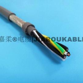 TRVVP高柔性屏蔽拖链电缆生产厂家
