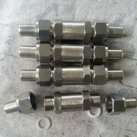 温州厂家生产H21W-160P不锈钢焊接高压止回阀 直通式对焊止回阀