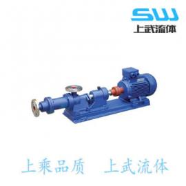 I-1B型螺�U��{泵 耐腐�g��{泵