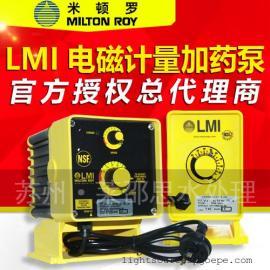 美国米顿罗计量泵代理商 LMI电磁计量泵 B936-368TI加药泵