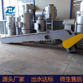 定制机械格栅除污机固液分离器 回转式粗格栅细格栅 清污机