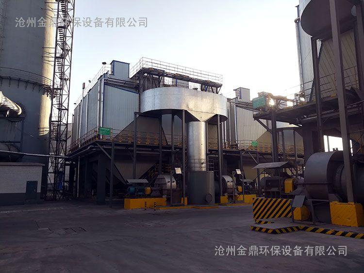 碳素厂电捕焦油器 焦油烟气捕集器 卧式电捕焦油器 电捕焦油器