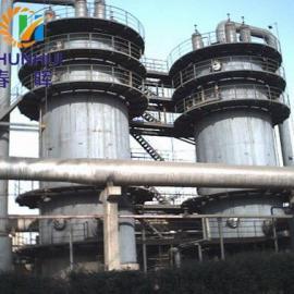 江苏扬州煤炭燃烧治理湿式静电除尘器阳极管发挥作用