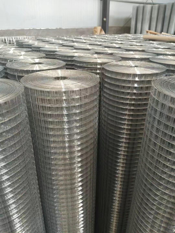 廊坊外墙防裂挂网生产厂家&80丝建筑铁丝网――1.27cm孔镀锌电焊