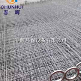 天津客户要求7.5米除尘器袋笼可以分节除尘骨架运输客户勿担忧