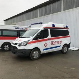 福特新全顺V362专用救护车价格