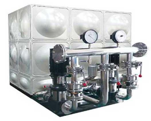 箱式一体化供水设备维护,智能水箱维护