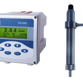 国产厂家直销酸碱浓度计,0-10%硫酸,上海博取在线酸碱浓度计