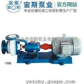 氟塑料耐腐泵