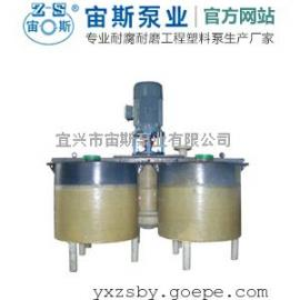 浮动式耐腐耐磨液下泵