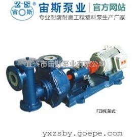 小型氟塑料耐腐自吸泵