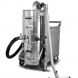 机床配套用工业吸尘器,拓威克重工业380V工业吸尘器
