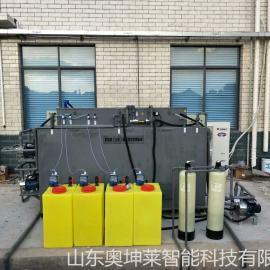 山东奥坤莱实验室污水处理设备