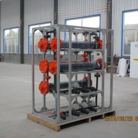 农村安全饮水消毒设备/小型号次氯酸钠发生器