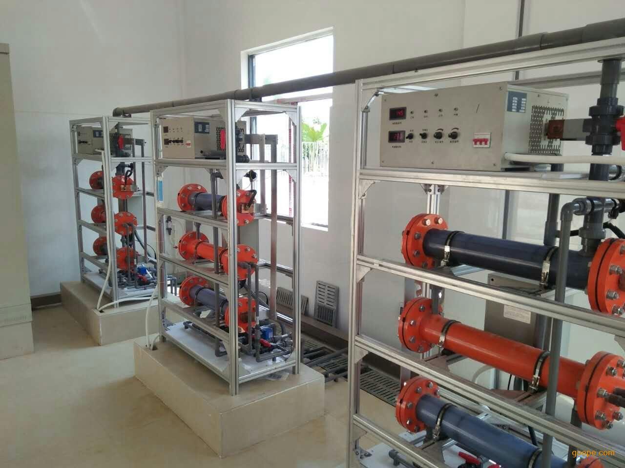 陕西省次氯酸钠发生器厂家/水厂消毒设备
