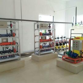 在线次氯酸钠发生器/污水处理设备工艺流程