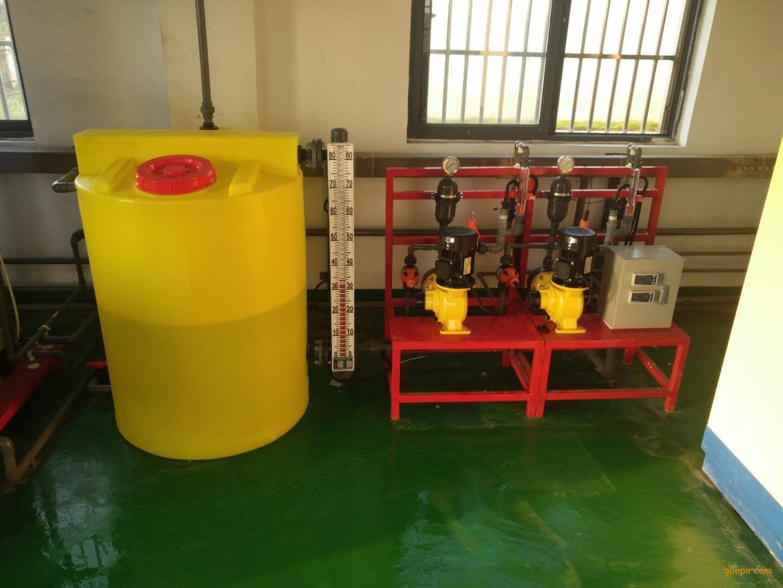 大型饮用水次氯酸钠发生器/全自动电解食盐消毒设备