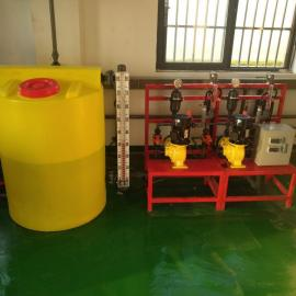 饮用水消毒设备厂家/次氯酸钠发生器原料