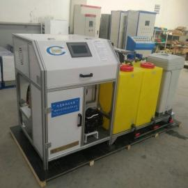 物联网次氯酸钠发生器/农村饮用水消毒设备安装
