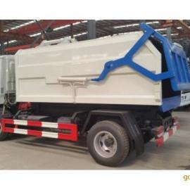 国5对接式压缩垃圾车