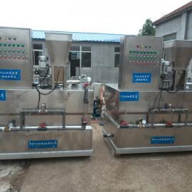 高锰酸钾加药投加装置/全自动干粉加药设备
