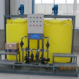干粉投加装置生产厂商/磷酸盐加药装置
