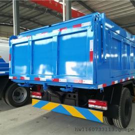 污泥自卸运输车-8立方8吨污泥运输车价格及说明