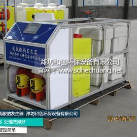 湖北水厂消毒设备次氯酸钠发生器