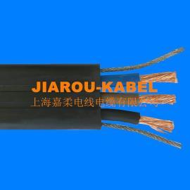 双钢丝扁平电缆