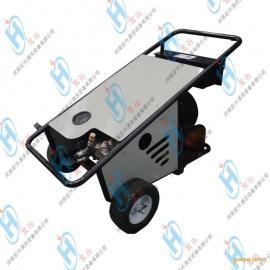 电驱动高压清洗机旋转式喷头清洗机 强效清除各种污垢