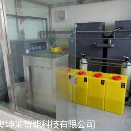 奥坤莱疾控中心污水处理设备达标排放