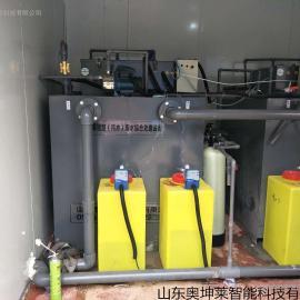 手术室废水处理设备投入少
