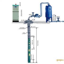 供水设备 深井变频供水设备