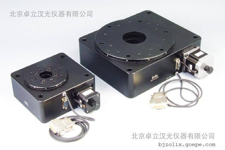 RAuK系列超高精密电动旋转台